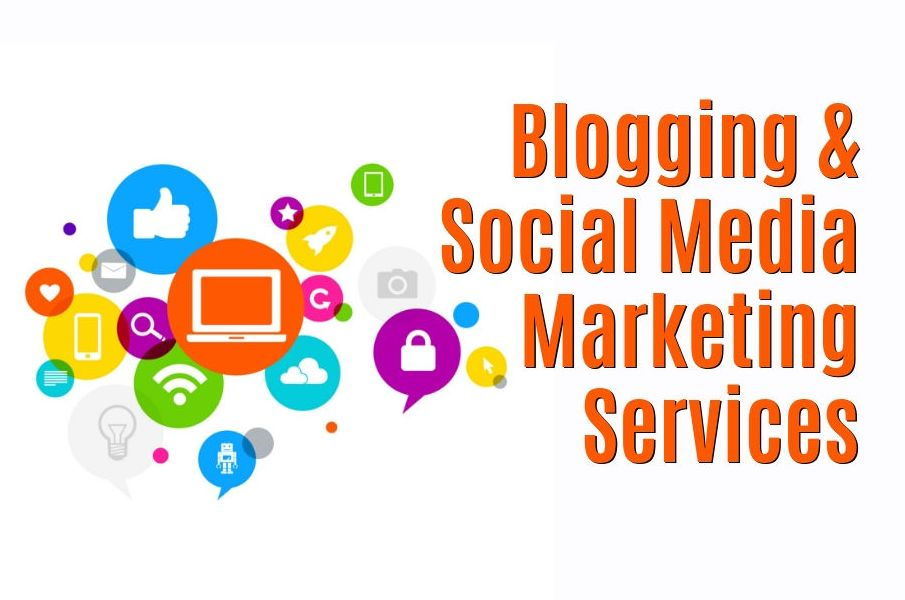 Blogging And Social Media Marketing Services In India