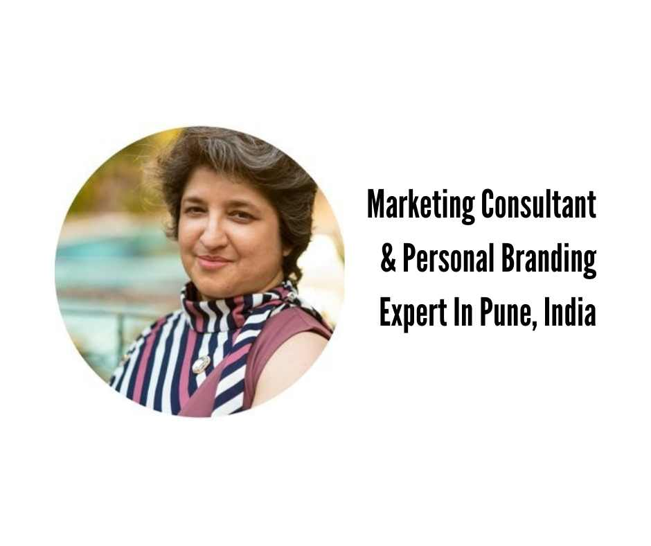 Marketing Consultant Personal Branding Expert